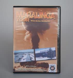 Maralinga Tour DVD