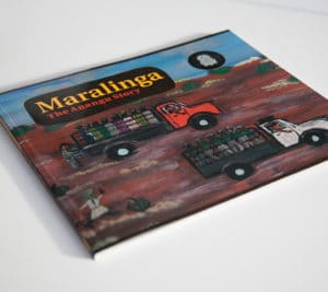 Maralinga- The Anangu Story, cover
