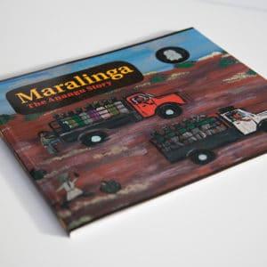 Maralinga- The Anangu Story, cover
