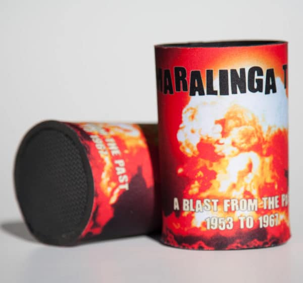 Maralinga Tours Stubbie Holder
